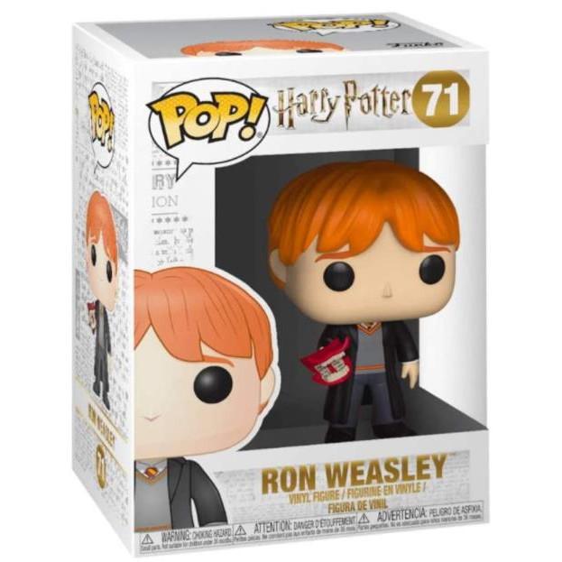 [Funko Pop] Funko POP Ron Weasley (With Howler) Figure #71