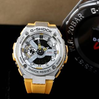 Original Casio G Shock T400 Yellow Watch Men S Sports Watch