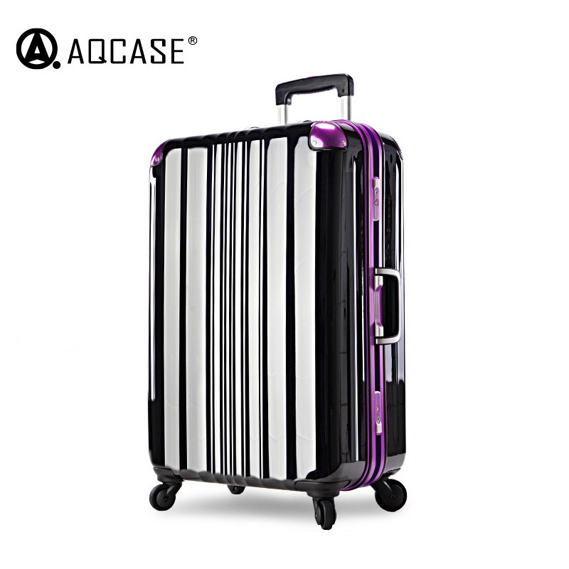 f539cd55b Crossing 28 Inch Double Zipper Upright Spinner Luggage (Grey) | Shopee  Singapore