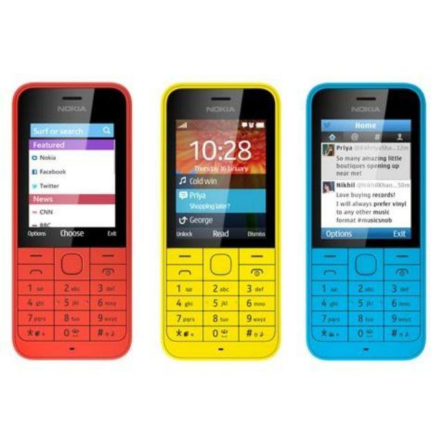 Nokia 220 DUAL SIM Mobile Phone Original Refurbished