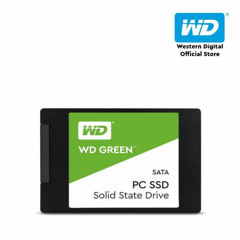 WD CSSD GREEN 3D NAND 120GB 2 5