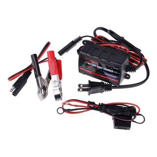 vanker-12V 5A Automatic Smart Battery Charger & Desulfator