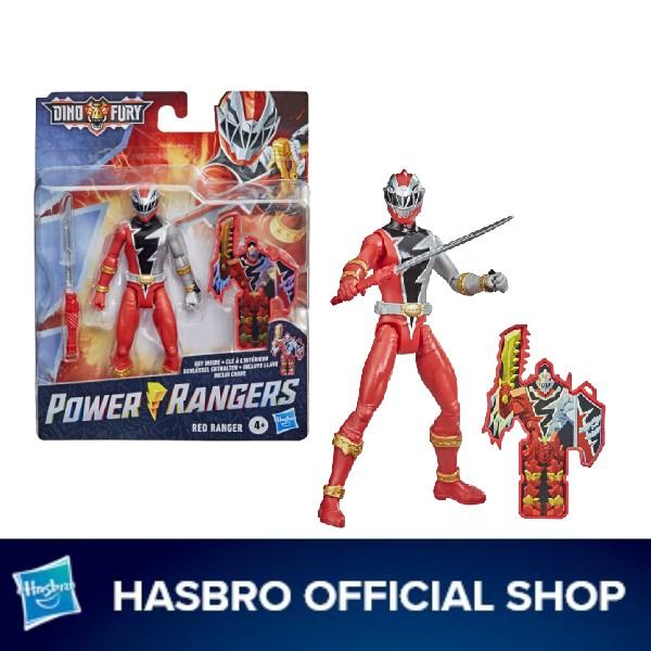 [HASBRO] Power Rangers Red Ranger