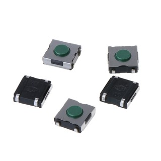 5Pcs Micro Switch for Logitech MX518 G1 MX510 G400 ARC 6x6x2 5mm