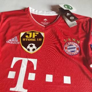 Soccer Jersey Bayern Munich Munich Home 2020 2021 Original ...