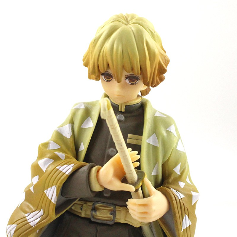 16-18cm Anime Demon Slayer Kimetsu no Yaiba figure Kamado Tanjirou Nezuko PVC Action Figure Model Toys