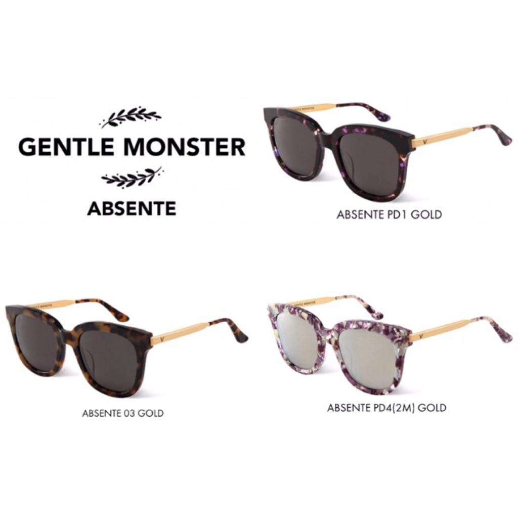 24acd8b9034 Gentle Monster Absente sunglasses