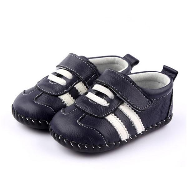 Freycoo - Navy Jamie Infant Shoes