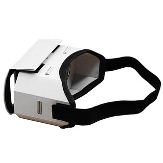 3d Vr Virtual Reality Headset Diy 3d Movie Games Glasses