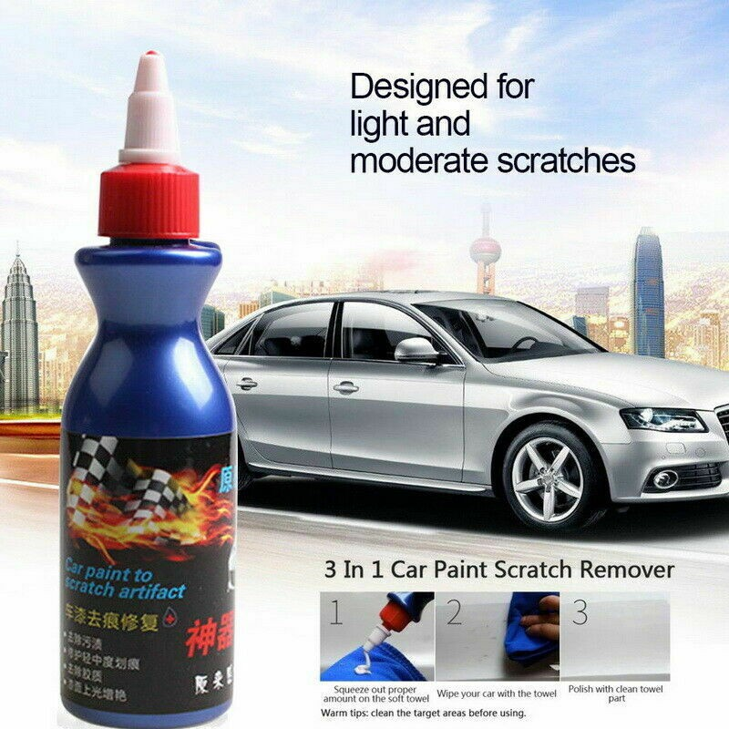 One Glide Scratch Remover - This Fix Car Scratch