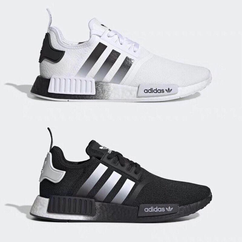 Adidas Nmd R1 White Black Panda Gradient Men Eg7410 Shopee Singapore