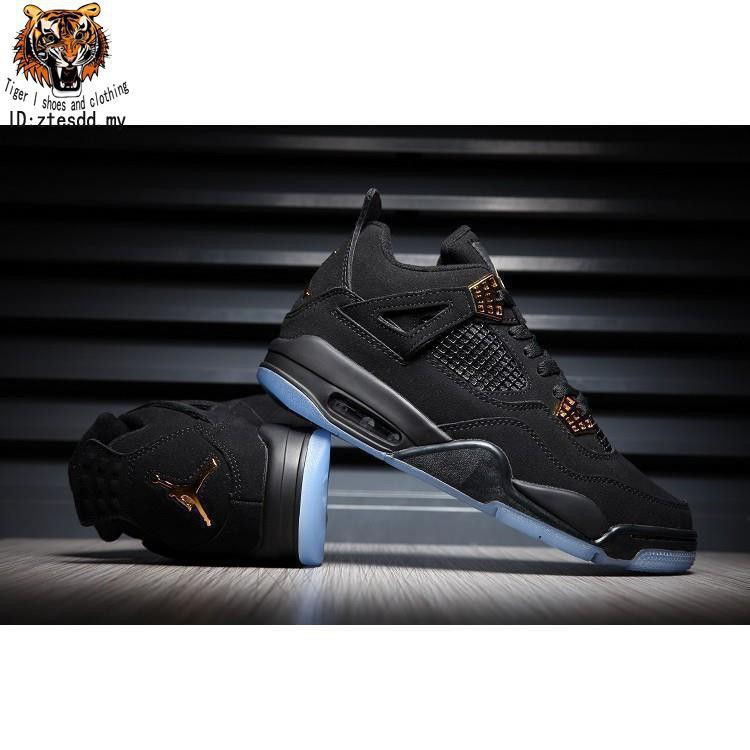 51cff7c3749 SG Eminem x Carhartt x Air Jordan 4 Canvas In Black Gray White | Shopee  Singapore