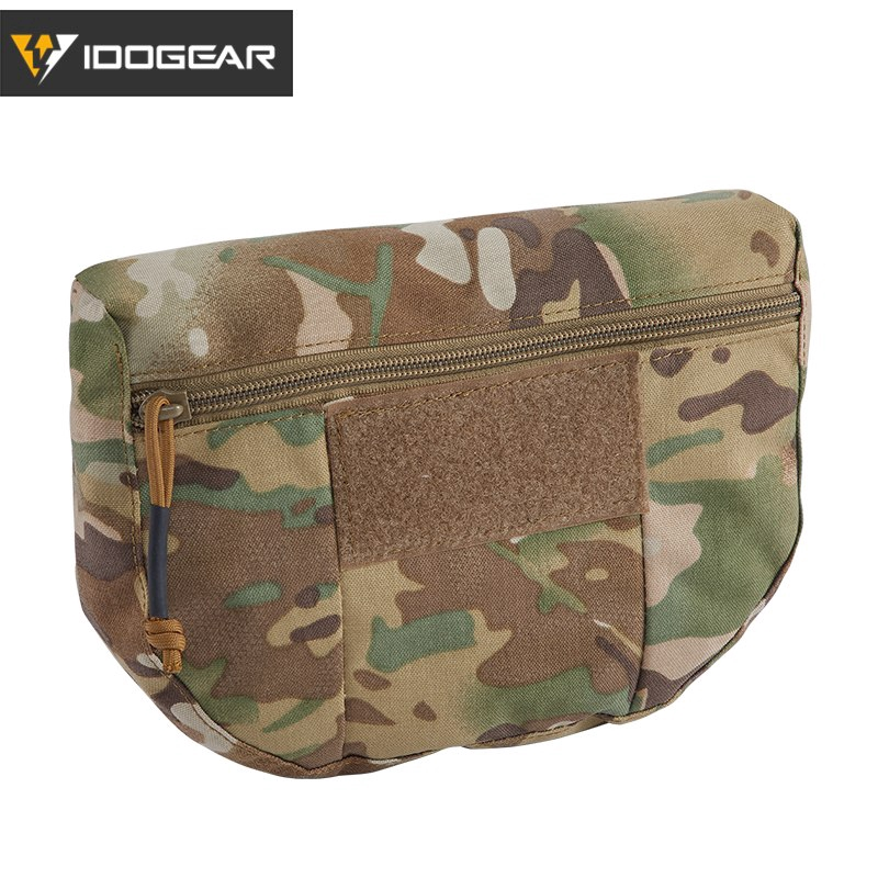 Idogear Drop Leg Holster Pistol Thigh Holster Tactical Universal Right Airsoft Tactical Army Pistol Gun Thigh Holster Pouch 3522 Home