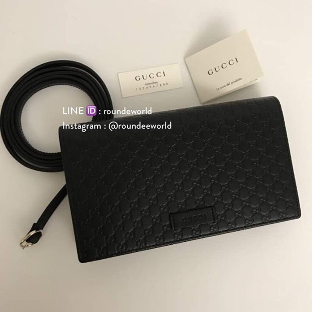 813b6f307ef0 Gucci Men's Microguccissima Bifold Wallet - Dark Blue | Shopee Singapore