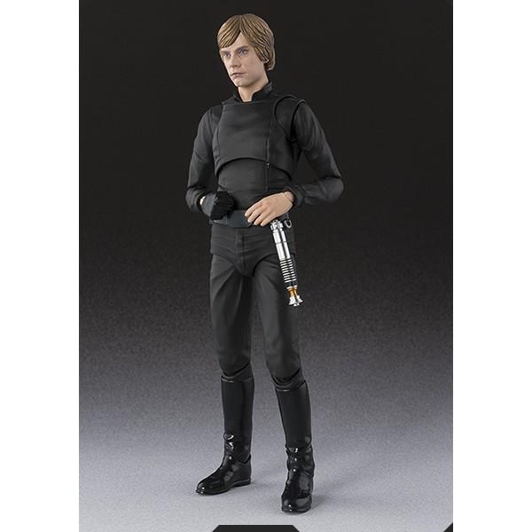 S.H.Figuarts Star Wars Luke Skywalker Jedi Knight Action Figure Figurine 15cm