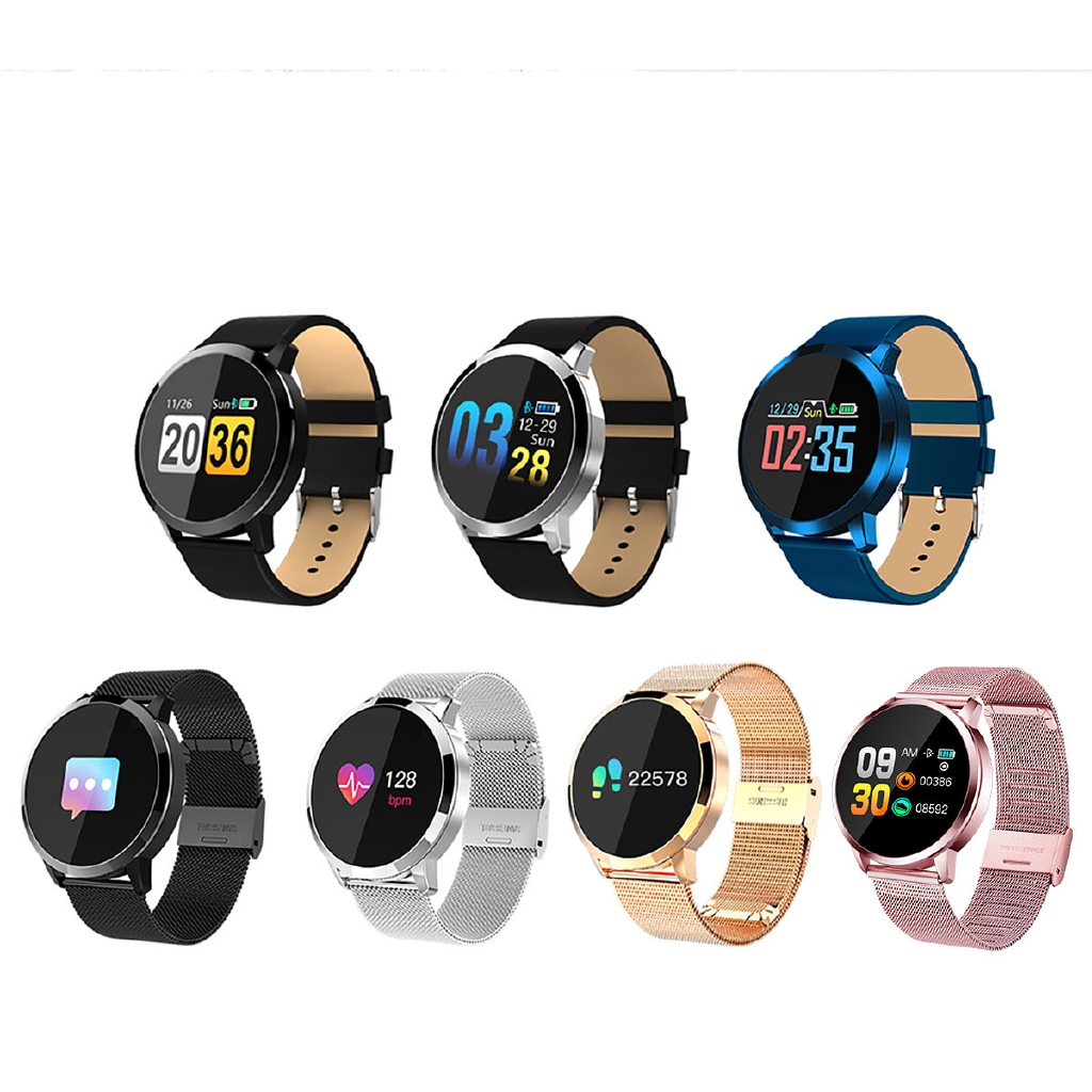 【High Quality】 Bluetooth step-by-step sports long battery smart bracelet