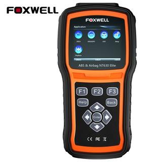 Foxwell NT630 Elite OBD2 Scanner Car Engine Code Reader ABS