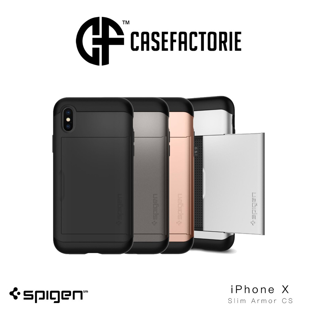 Spigen Slim Armor Case For Samsung Galaxy S8 Shopee Singapore Plus Original Casing Gold Maple
