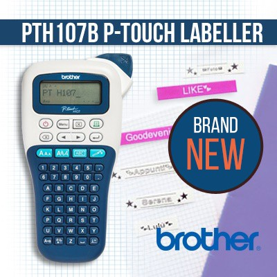 BROTHER PT-H107B