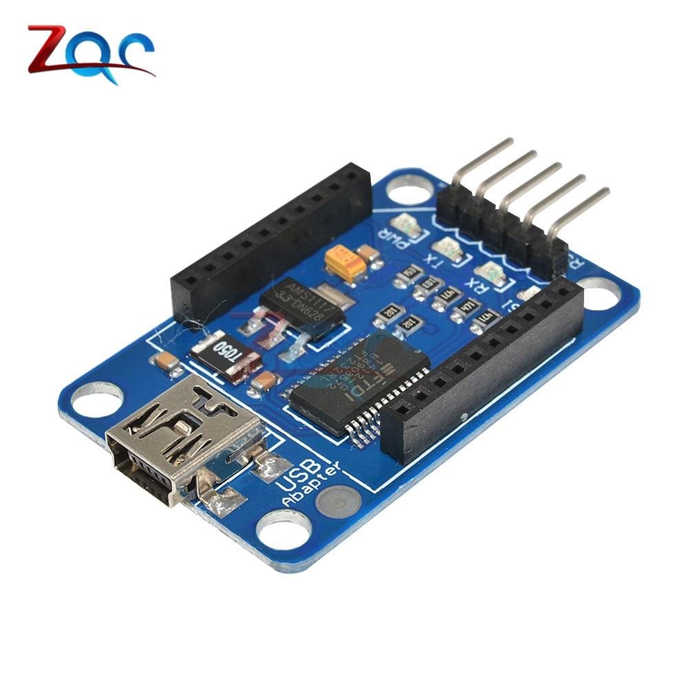 Mini Btbee Bluetooth Bee Usb To Serial Port Xbee Adapter Module Ft232rl Arduino Programming Board Shopee Singapore