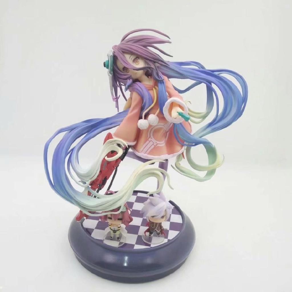 1//7 Figure 22cm Toy No Box Anime Sword /& Wizards Felicia Fuyuka Bunny ver