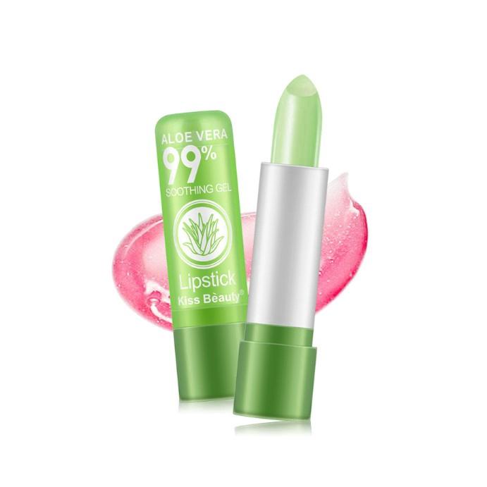 Lip Balm Berwarna Warni Membantu Melembapkan Dan Melembapkan Bibir