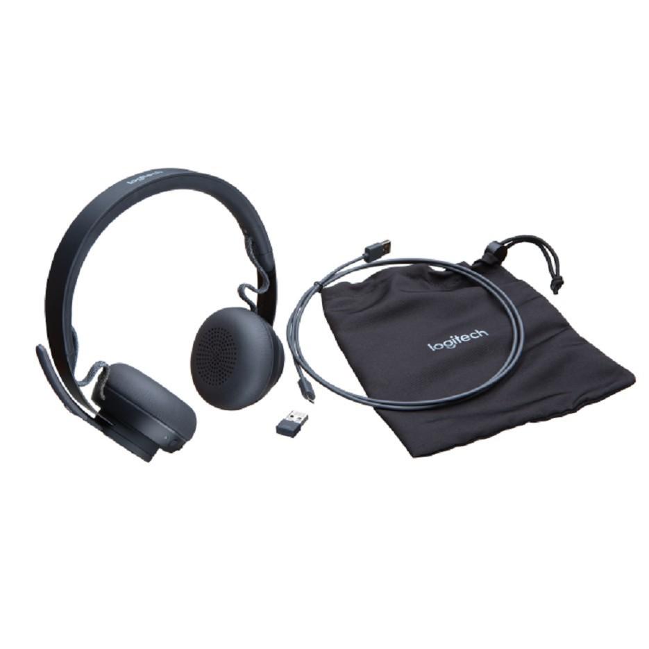 Logitech Zone Wireless Plus Bluetooth Headset Ebl Shopee Singapore