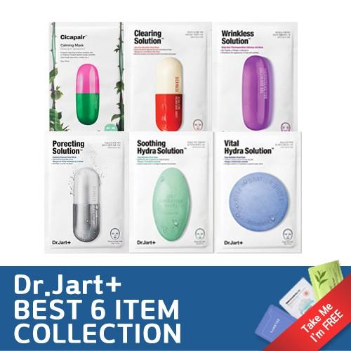 DR JART+// Dr Jart+ Best 6 Item Collection / Mask pack*5