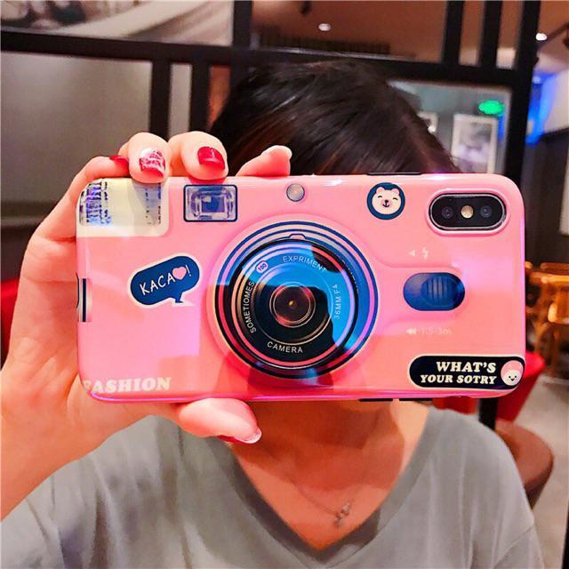 Phone Casing Redmi S2 Y2 6 6A 4X 5 Plus Note 4 4X 5A Camera