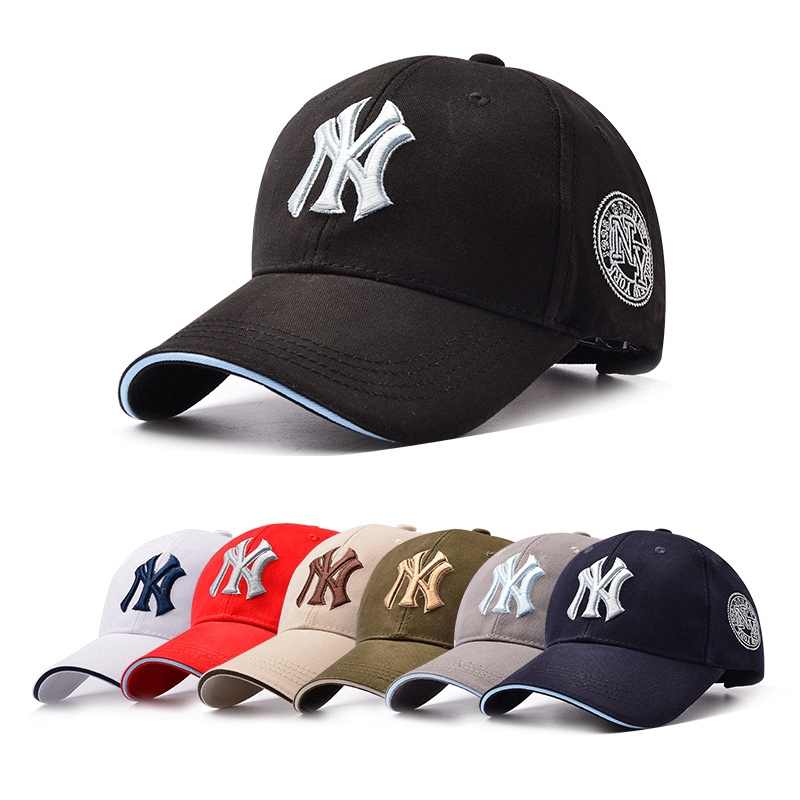 f64c06d6b58 Yankees Hip Hop Snapback Baseball Caps NY Hats MLB Unisex Sports Adjustable  Caps