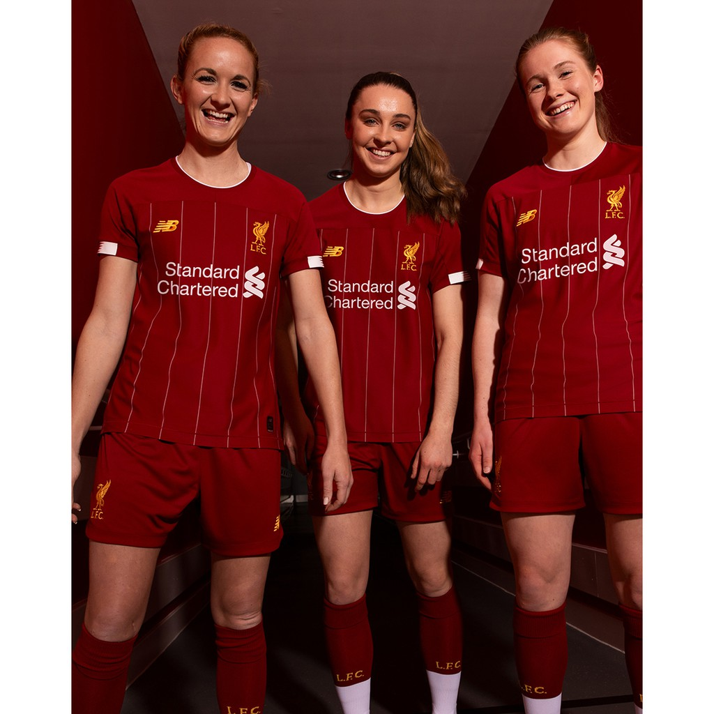 2019/2020 Womens Liverpool Jersey Home