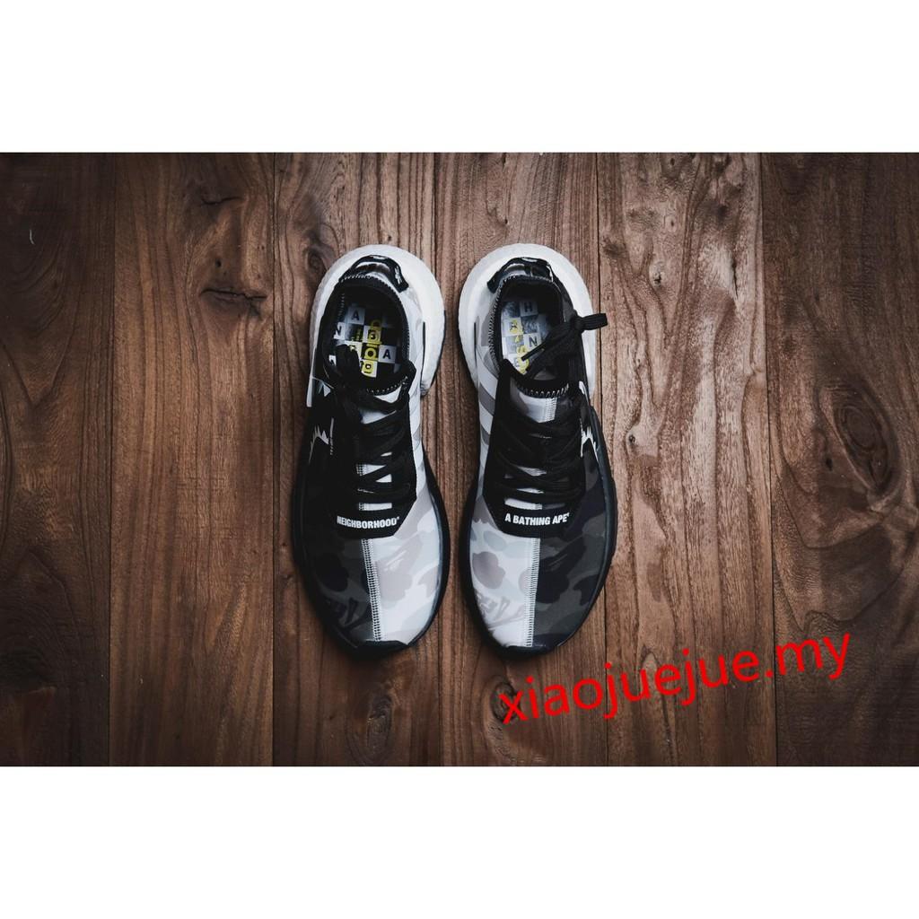 Adidas Superstar Nh Bape 'A Bathing Ape x Neighborhood' 52% Off Sale
