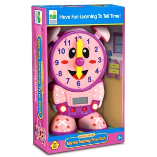 The Learning Journey Telly The Teaching Time Clock | Shopee