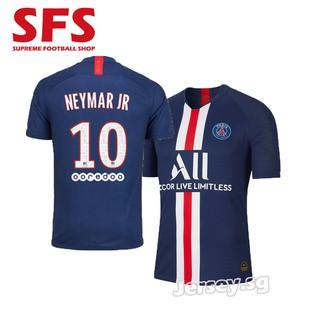 sale retailer 5d71b 62c4a Top Quality Paris Saint-Germain PSG Home Football Jersey Men ...