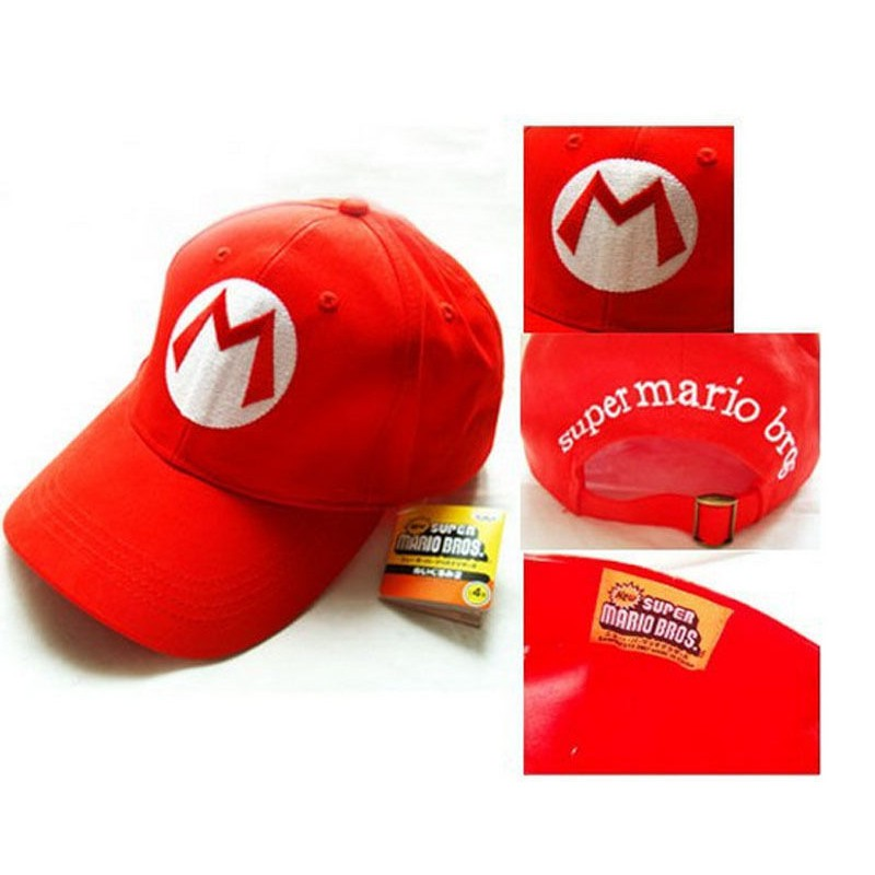 9e42567c69e Cap Game Super Mario Odyssey Adult Kids Anime Cosplay Hat