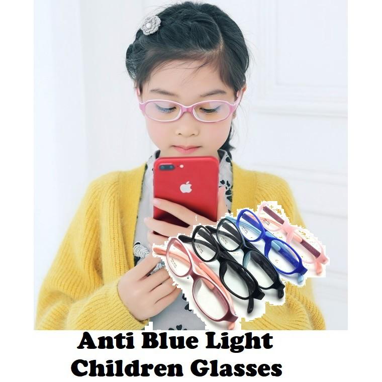 d95dc8397d5e Children Anti Blue Light Anti Glare Computer Spectacles Glasses Style 2 |  Shopee Singapore