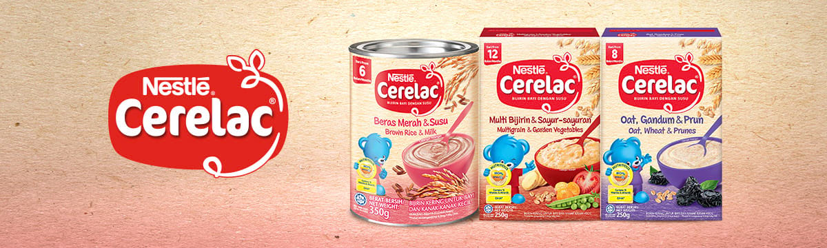 Nestl 233 Infant Nutrition Official Store Online Shop