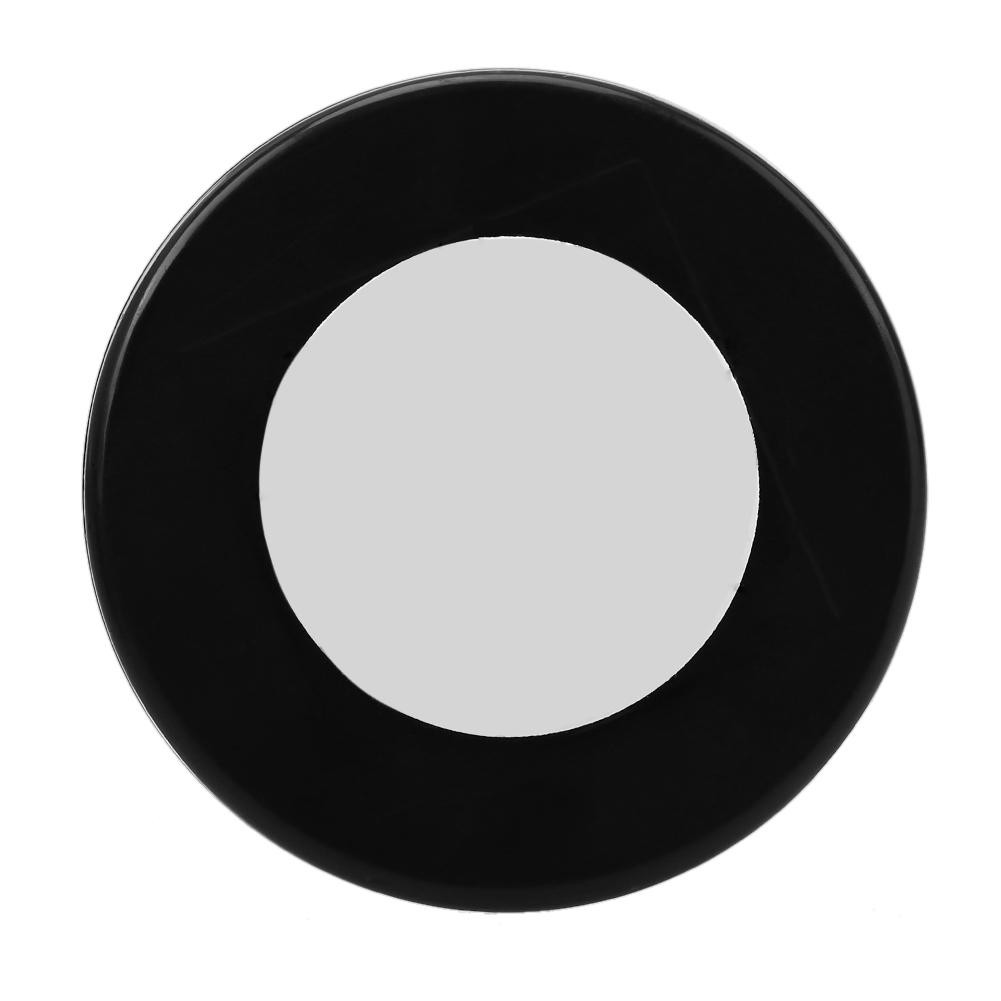 Whitelotous 360 Degree Car Blind Mirror Wide Angle Convex Blind Spot mirror