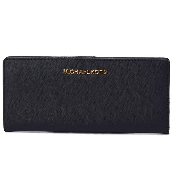 4082da7835e3 Michael Kors Pebble Leather Adele Slim Bifold Wallet Merlot
