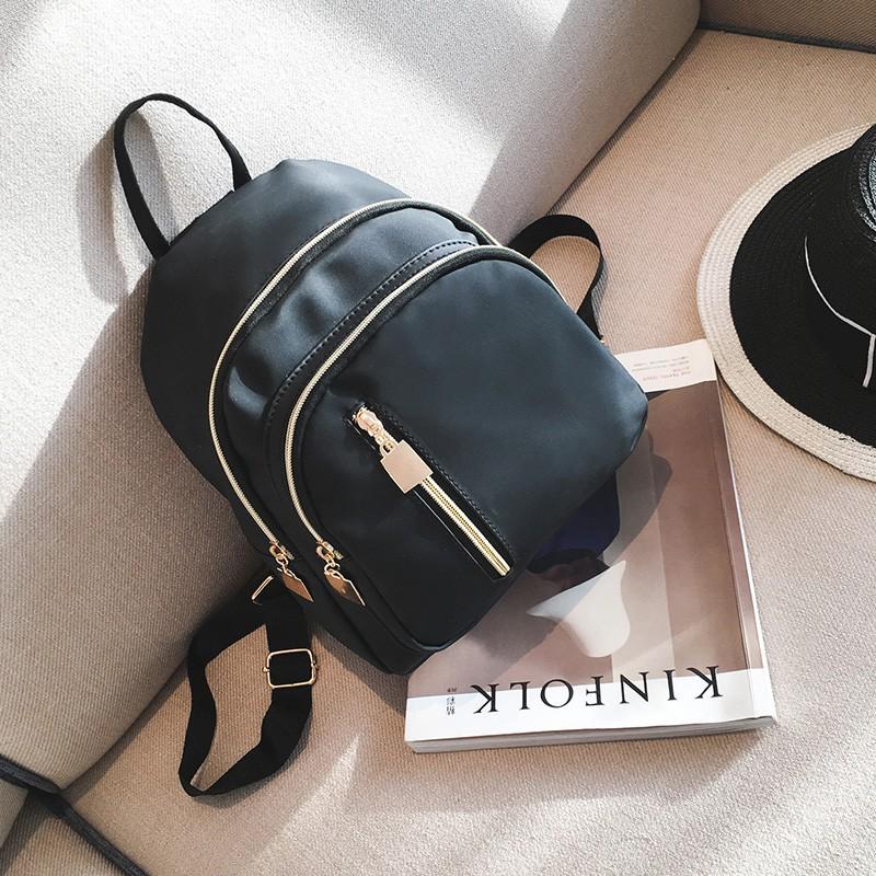 48ffcc8de INSTOCK Drawstring Bag Backpack Canvas | Shopee Singapore