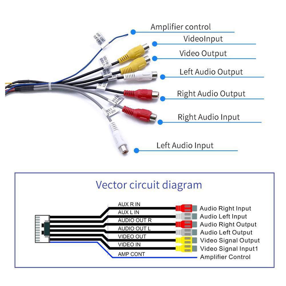 Wiring Diagram Audio Video