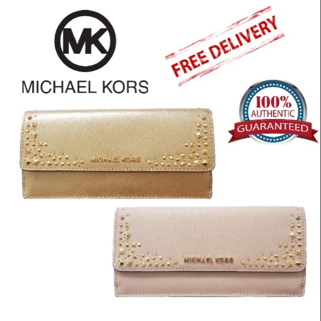 82b4015022d223 michael wallet - Price and Deals - Women's Bags Jun 2019 | Shopee Singapore