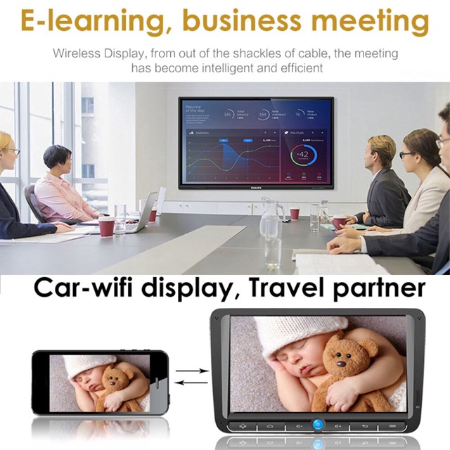 AnyCast M2 Plus WiFi Display Receiver DLNA Airplay Miracast