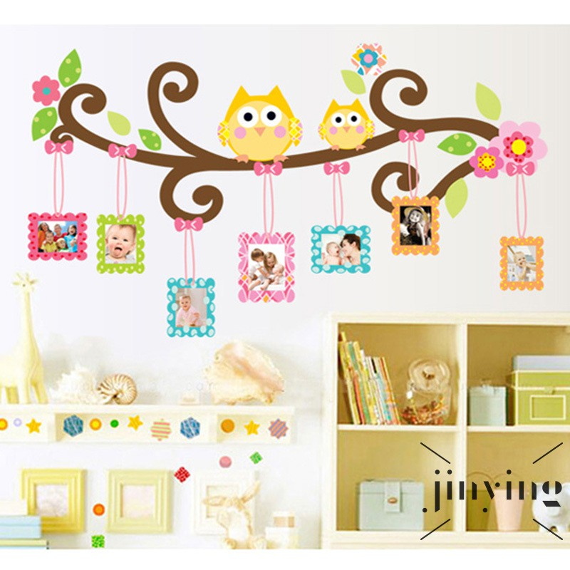 Tree Branch Wall Decals Baby Nursery