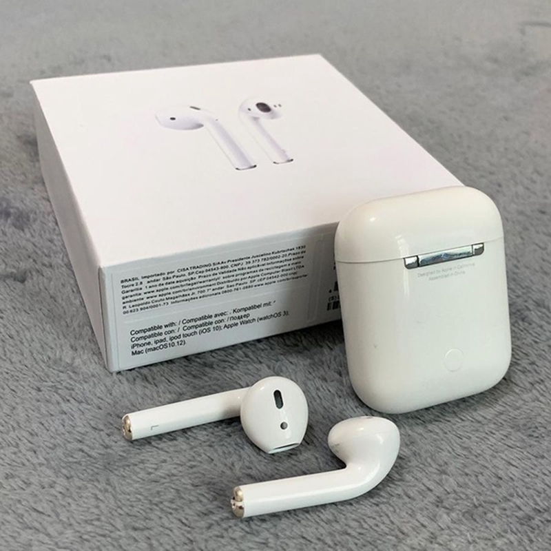 Airpod 2 0 1 1 Airpods Wireless Bluetooth Earphones For Ios