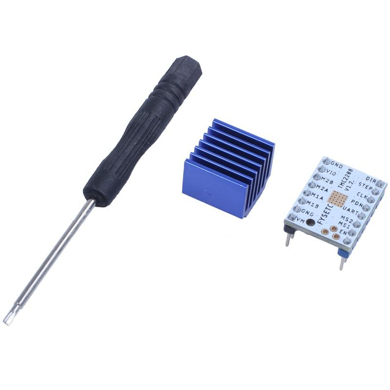 TMC2208 V1 0 Stepper Motor Mute Driver stability for 3D Printer