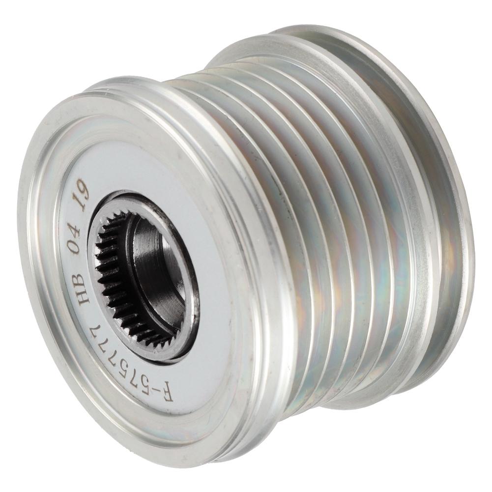 Akozon F-575777 Overrunning Alternator Clutch Pulley Fit for Nissan SYLPHY TIIDA TSURA VERSA VERSA