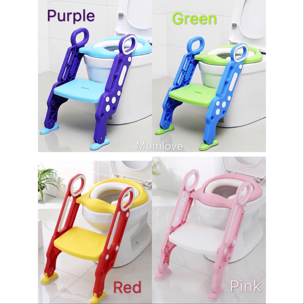 Excellent Hot Salebrand New Baby Children Kids Toddler Adjustable Potty Toilet Trainer Seat W Step Stool Ladder Onthecornerstone Fun Painted Chair Ideas Images Onthecornerstoneorg