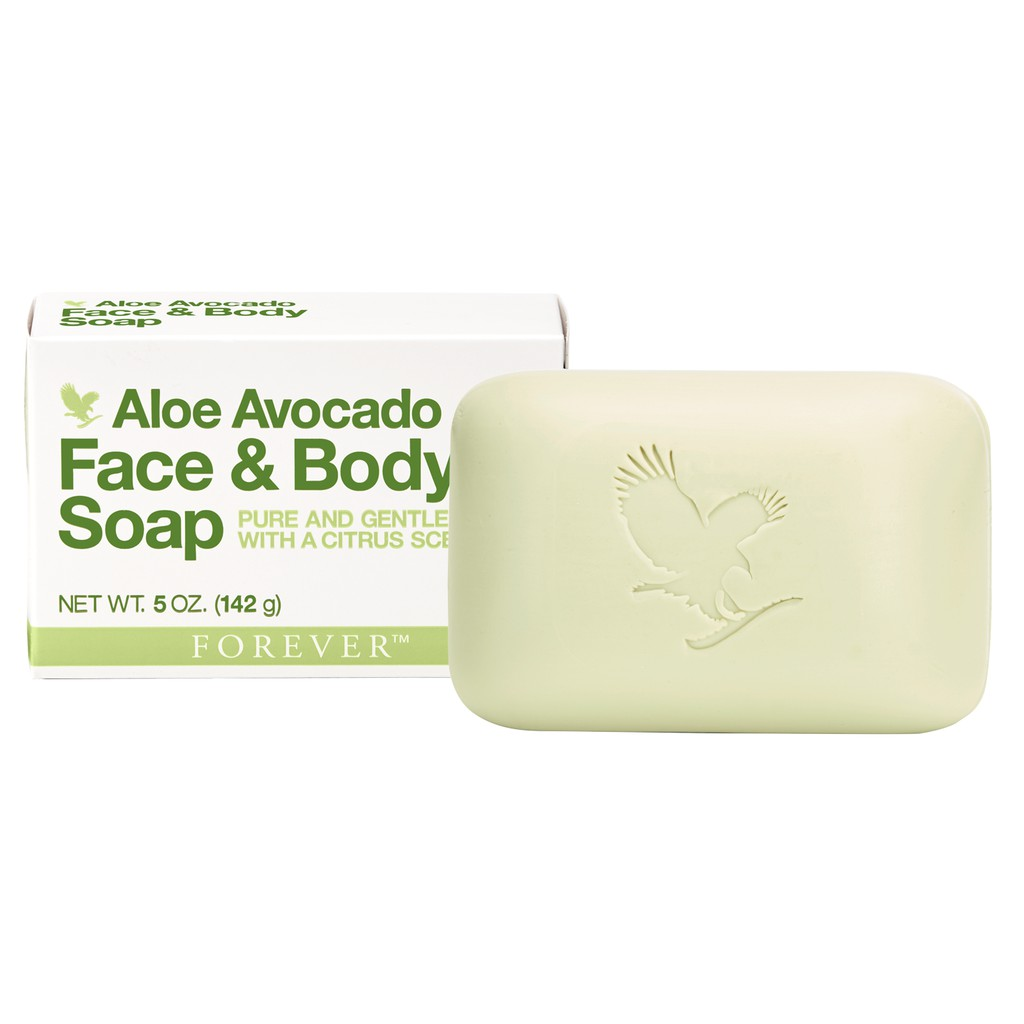 Forever Living Products Avocado Face & Body Soap   Etim Healthcare