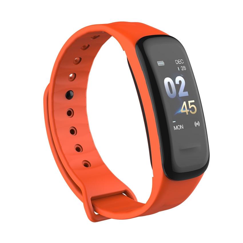 a3e62813b XANES MI3 0.96   TFT IP68 Waterproof Smart Bracelet Sleep Blood Oxygen  Monitor
